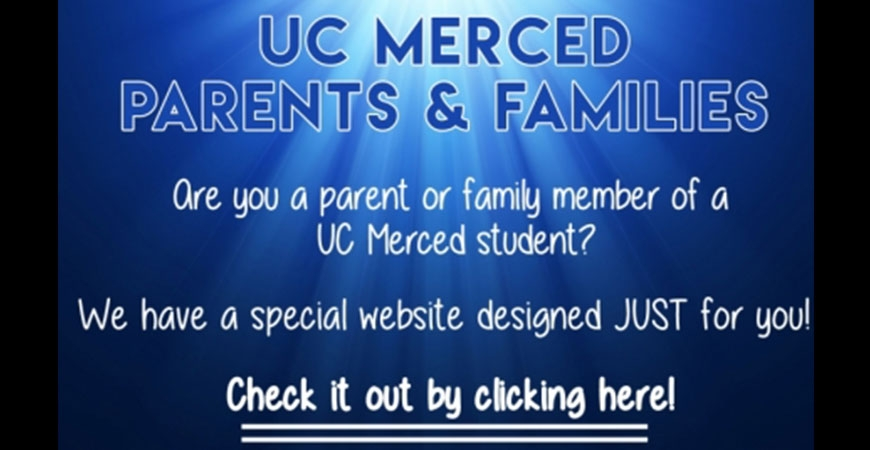 parents and families event